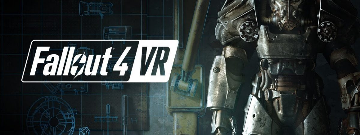 Fallout 4 VR Offered to New Viveport Subscribers