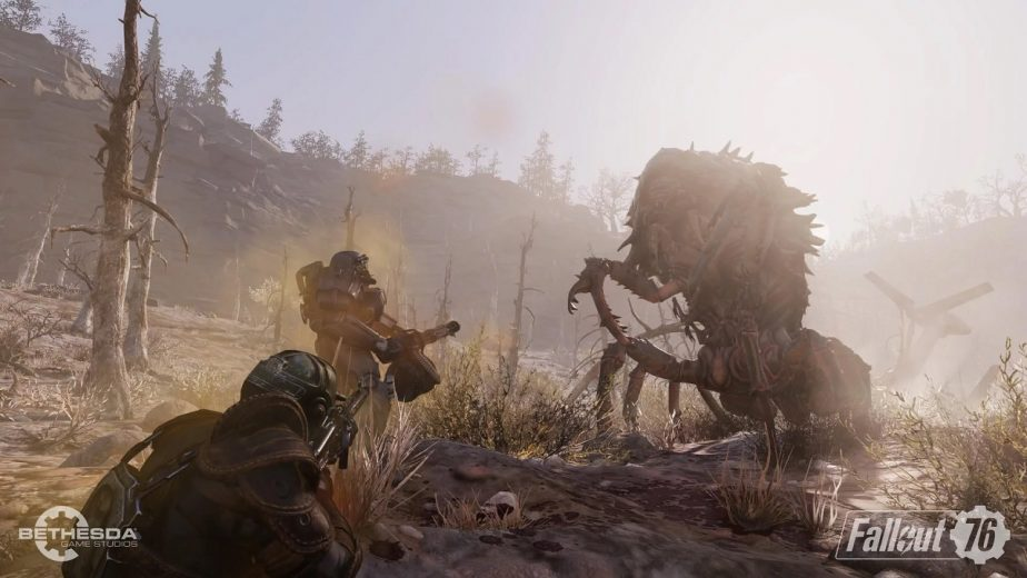 Fallout 76 BETA Update Launches Ahead of Extra Sessions