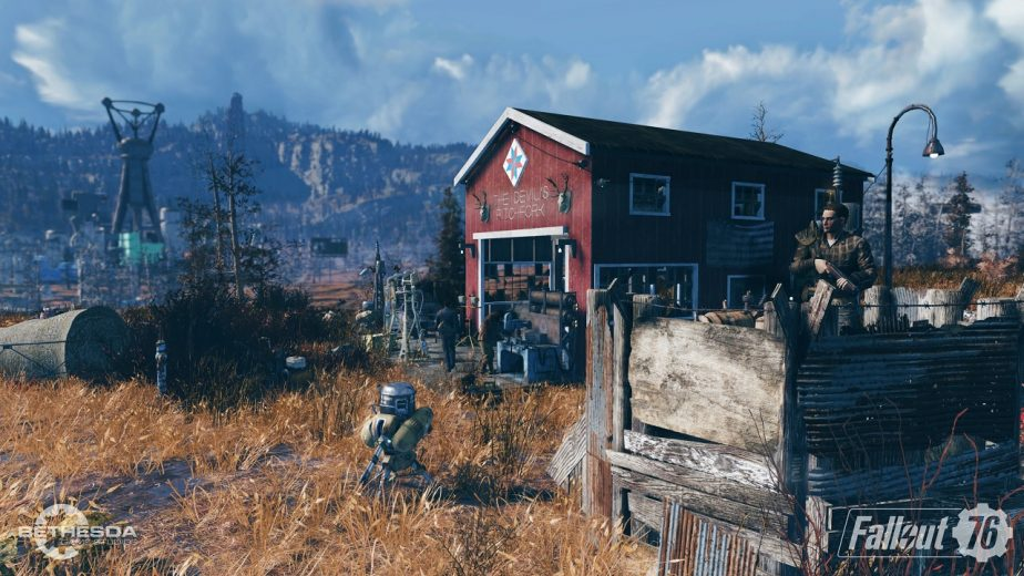 Fallout 76 BETA on PC Gets Locked Framerate and FOV