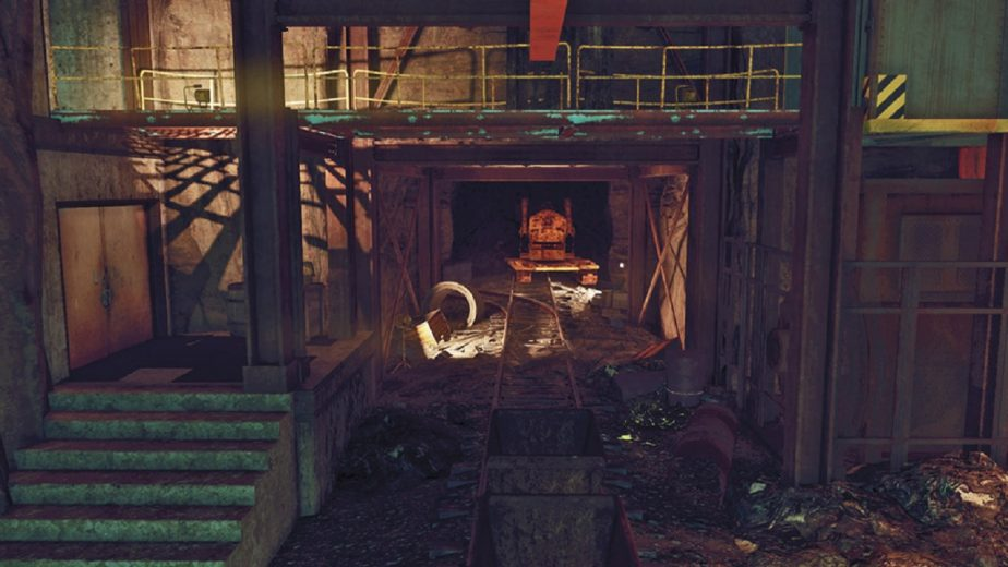Fallout 76 Side Quests How To Complete Big Bend Tunnel