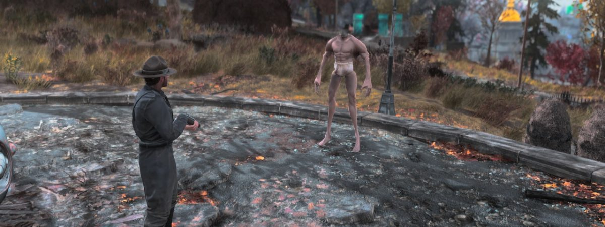 Fallout 76 Bug Breaks the Game With Power Armour