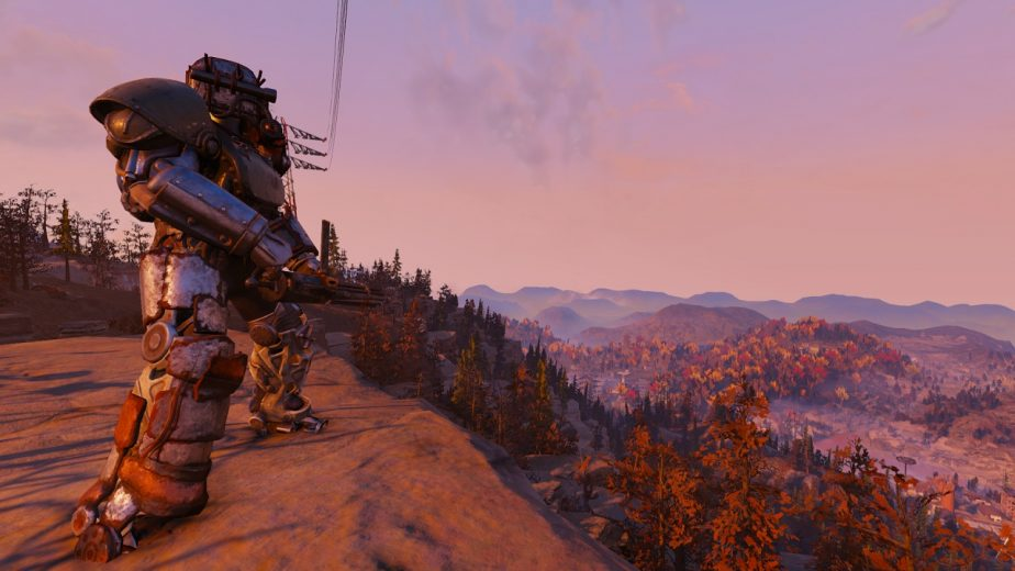 How to Use the Fallout 76 Power Armour