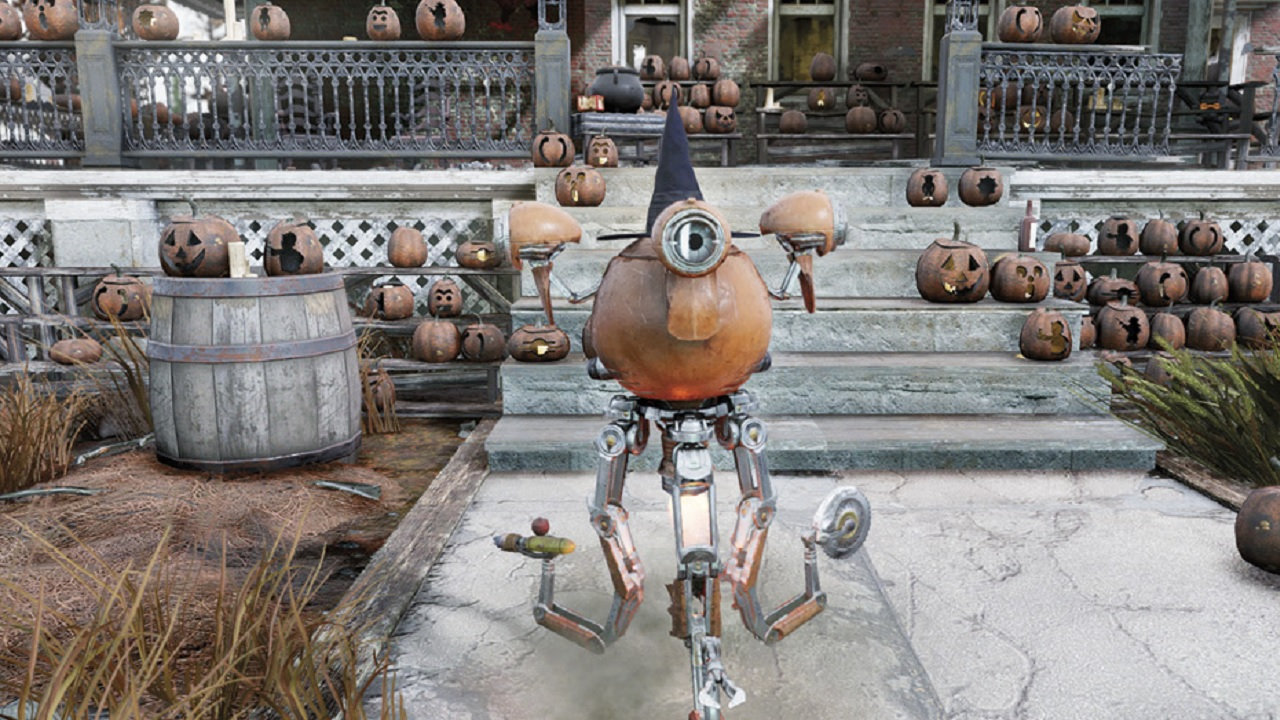 Fallout 76 Daily Quests: How to Complete Trick or Treat?