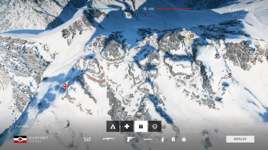 Fjell 652 is One of the New Battlefield 5 Maps