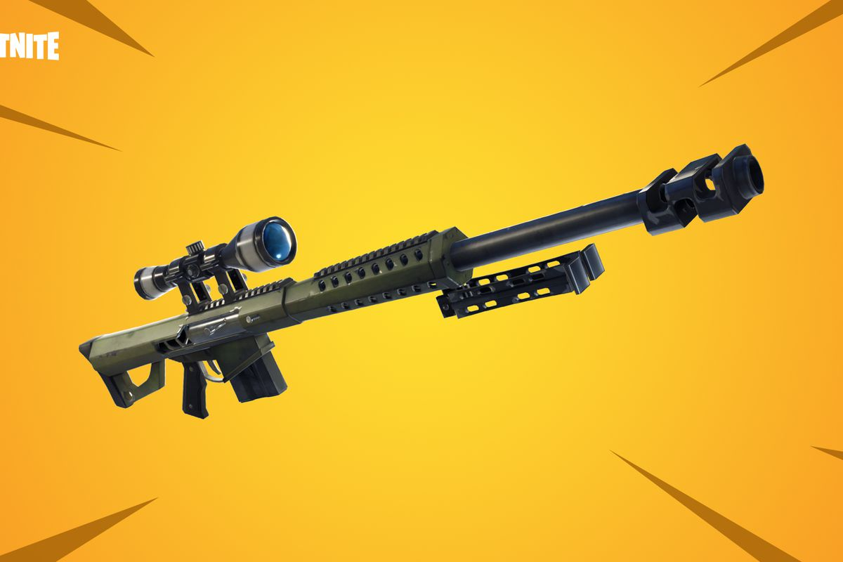 Fortnite v6.22 update includes Heavy Assault Rifle & brand new 'Team Terror' mode