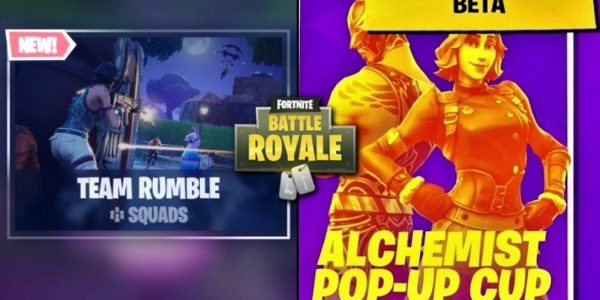 The newest Fortnite update is here along with a new tournament and LTM.