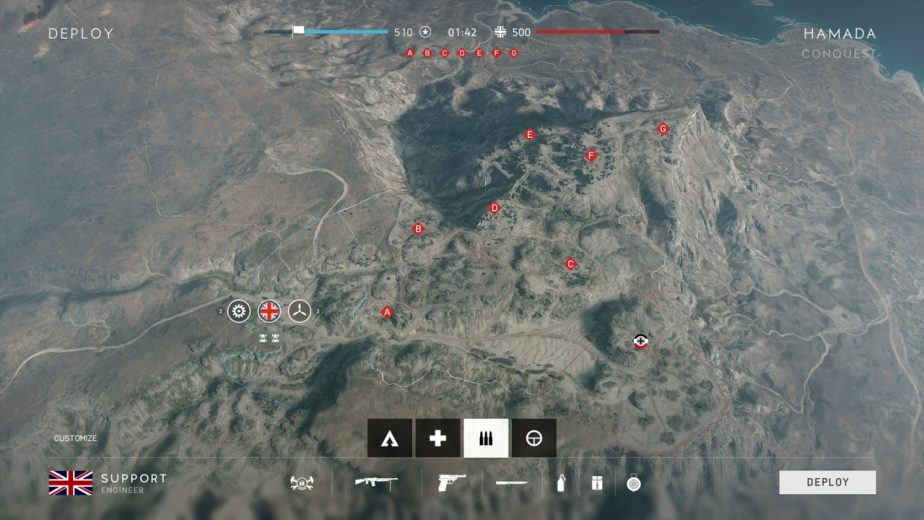 Hamada is One of the New Battlefield 5 Maps