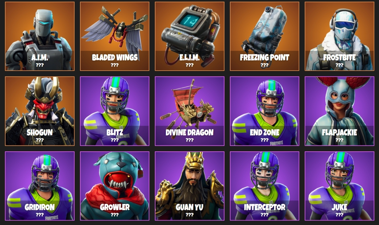 New Cosmetic Items Forthcoming In Fortnite Revealed Through Latest Leaks