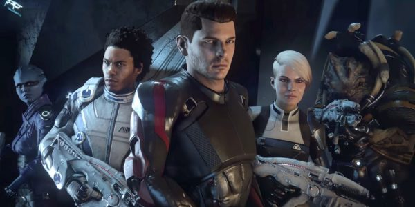 Mass Effect Games