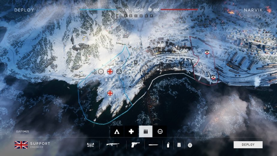 Narvik is One of the New Battlefield 5 Maps