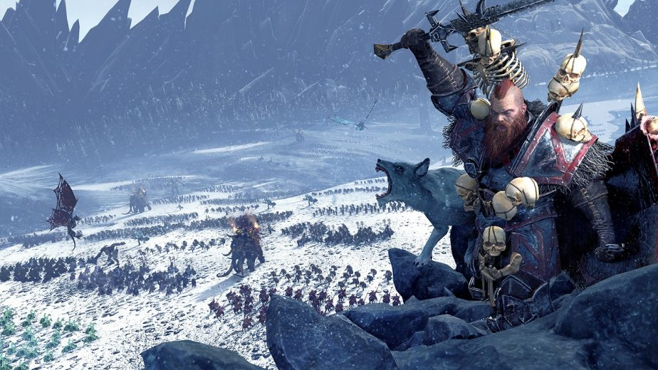Norsca Legendary Lords Get New Changes