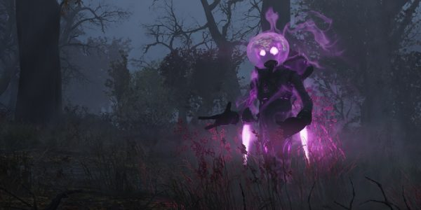 One of the new Fallout 76 Creatures is the Flatwoods Monster