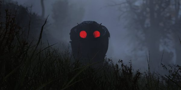 One of the new Fallout 76 Creatures is the Mothman