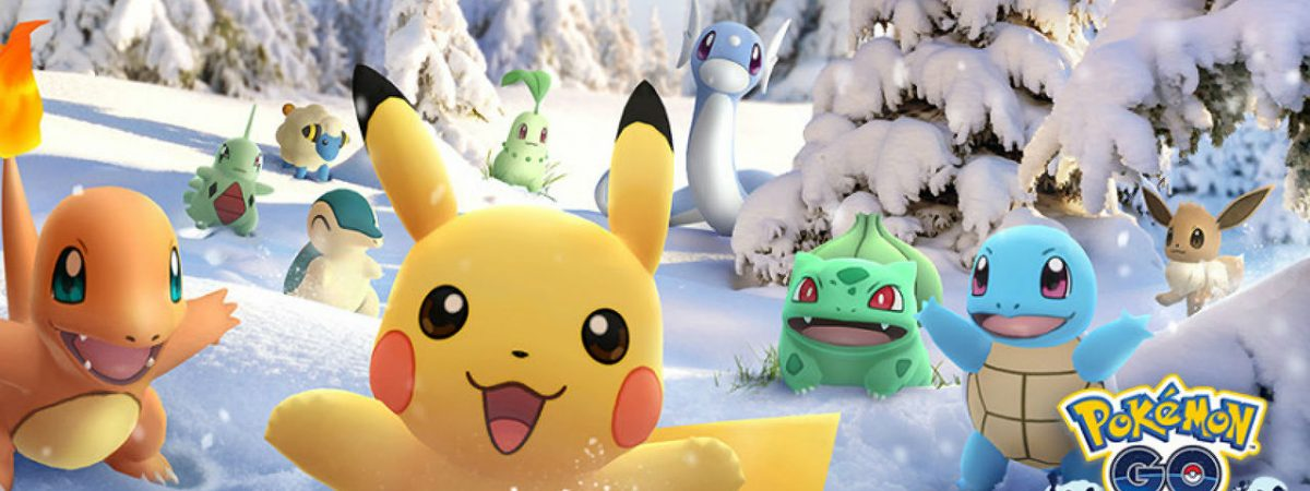 Pokemon GO December Community Day Announced And Is Huge
