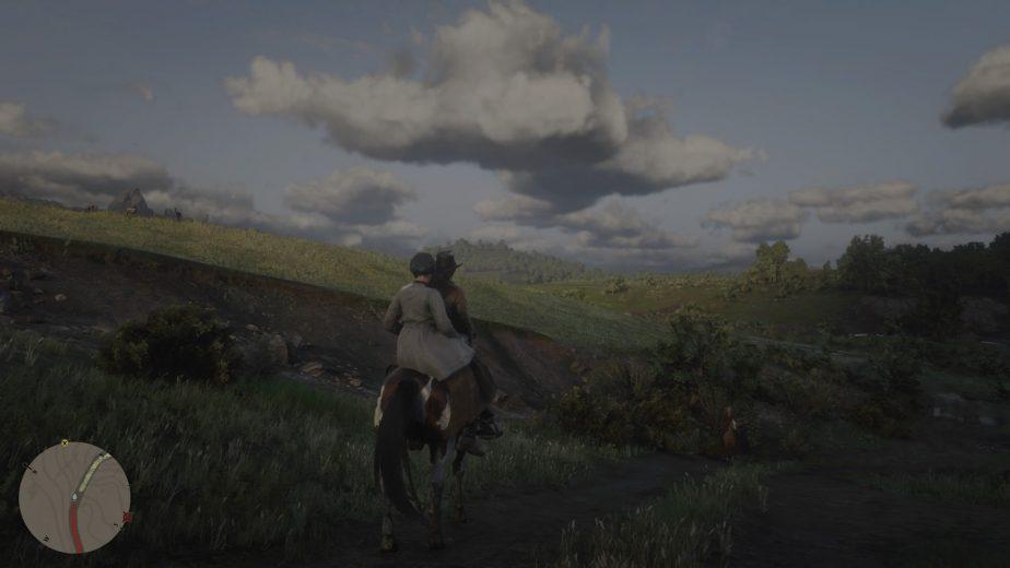 Red Dead Online Arabian horse