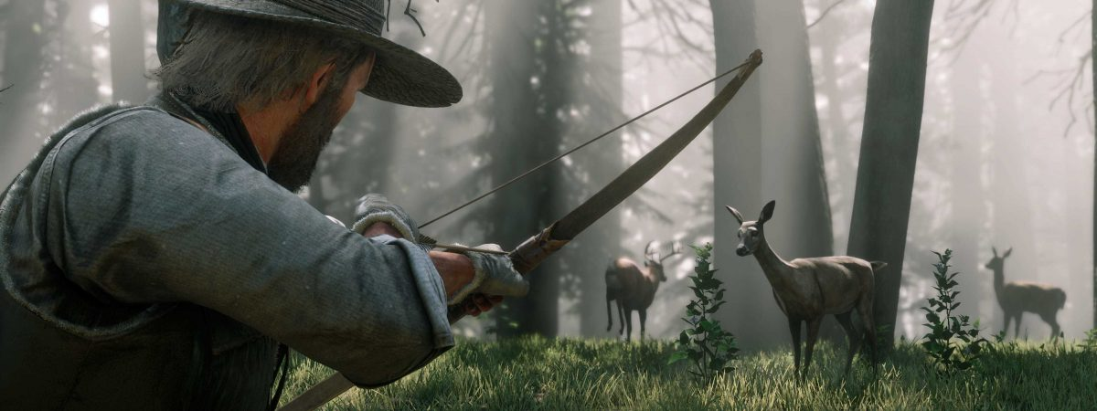 Red Dead Redemption 2 hunt Legendary Cougar