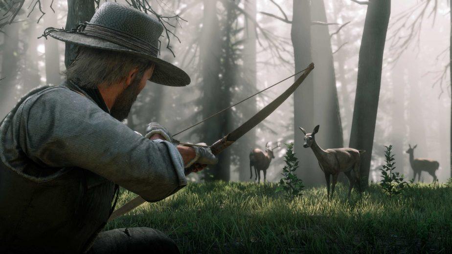 Red Dead Redemption 2 wolf location
