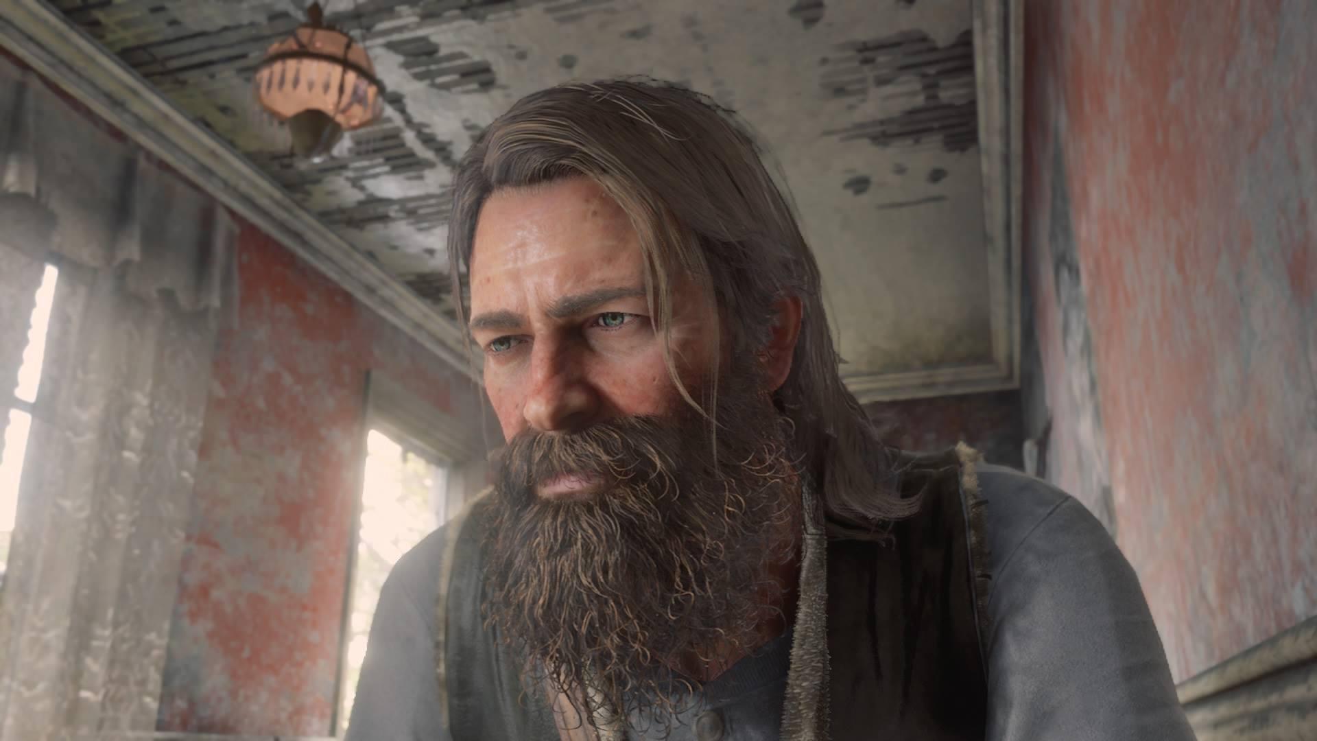 Red Dead Redemption 2 How Do I Grow Arthur\u0027s Hair and Beard