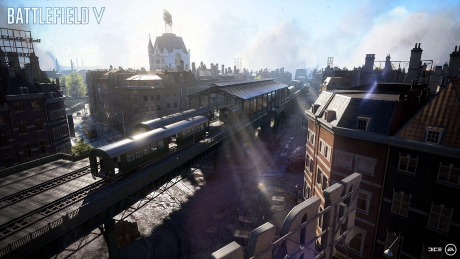 Rotterdam Features in One of the Battlefield 5 Grand Operations