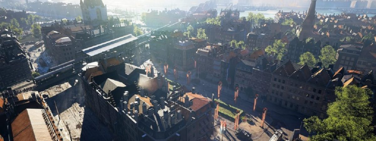 Rotterdam is One of Eight Different Battlefield 5 Maps