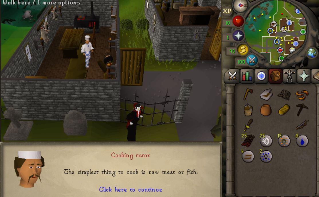 RuneScape Skills