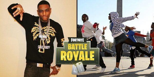 """Soulja Boy's famous """"Crank That"""" dance may be on the way to Fortnite."""