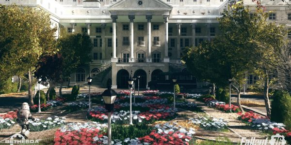 The Greenbrier Resort is the Site of the Fallout 76 Enclave Faction Bunker