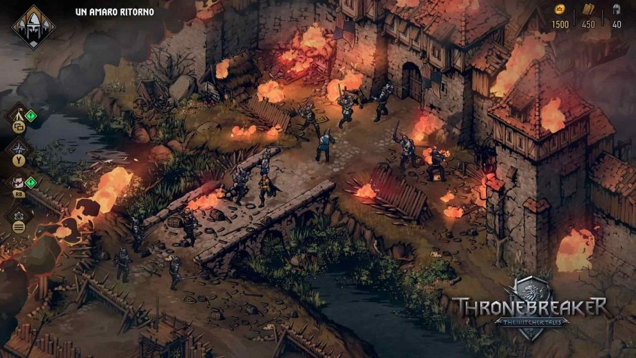 Thronebreaker Customers Get Added Rewards on Steam