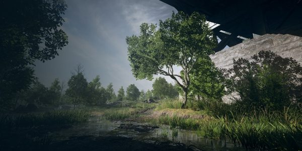 Twisted Steel is Set in the Marshlands of Occupied France