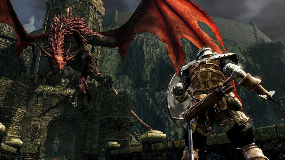 Virtuos Spent a Year Working on Dark Souls Remastered