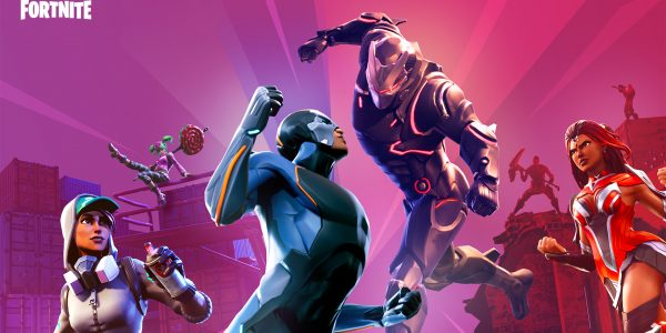 This weekend, Fortnite players can get a free spray from Walmart.