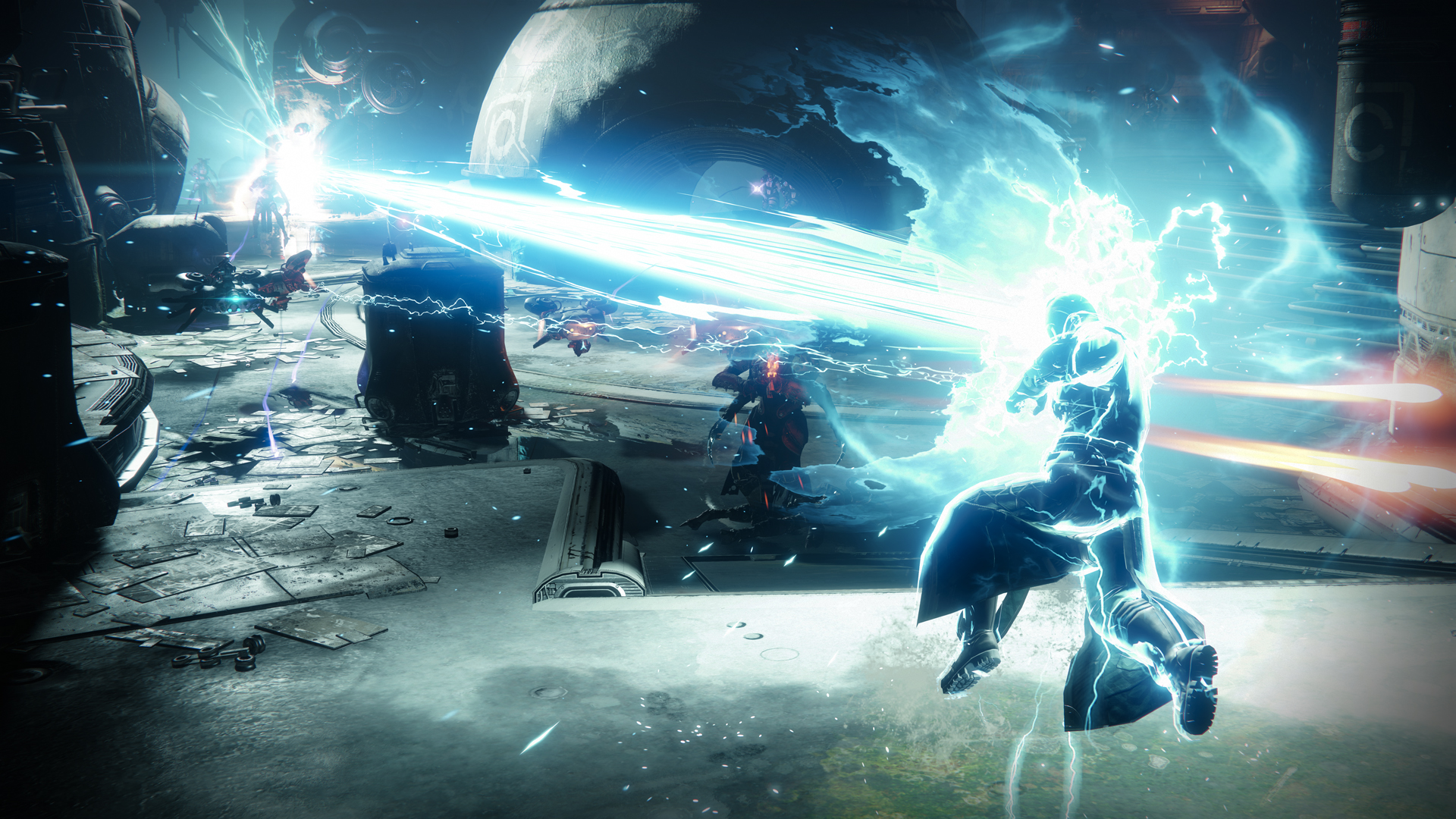 Destiny 2's Season of the Forge patch adjusts Warlock supers.
