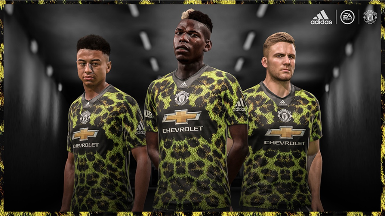 huge discount 626ab 35d79 EA Sports, Adidas Release Special FIFA 19 Team Jerseys for ...