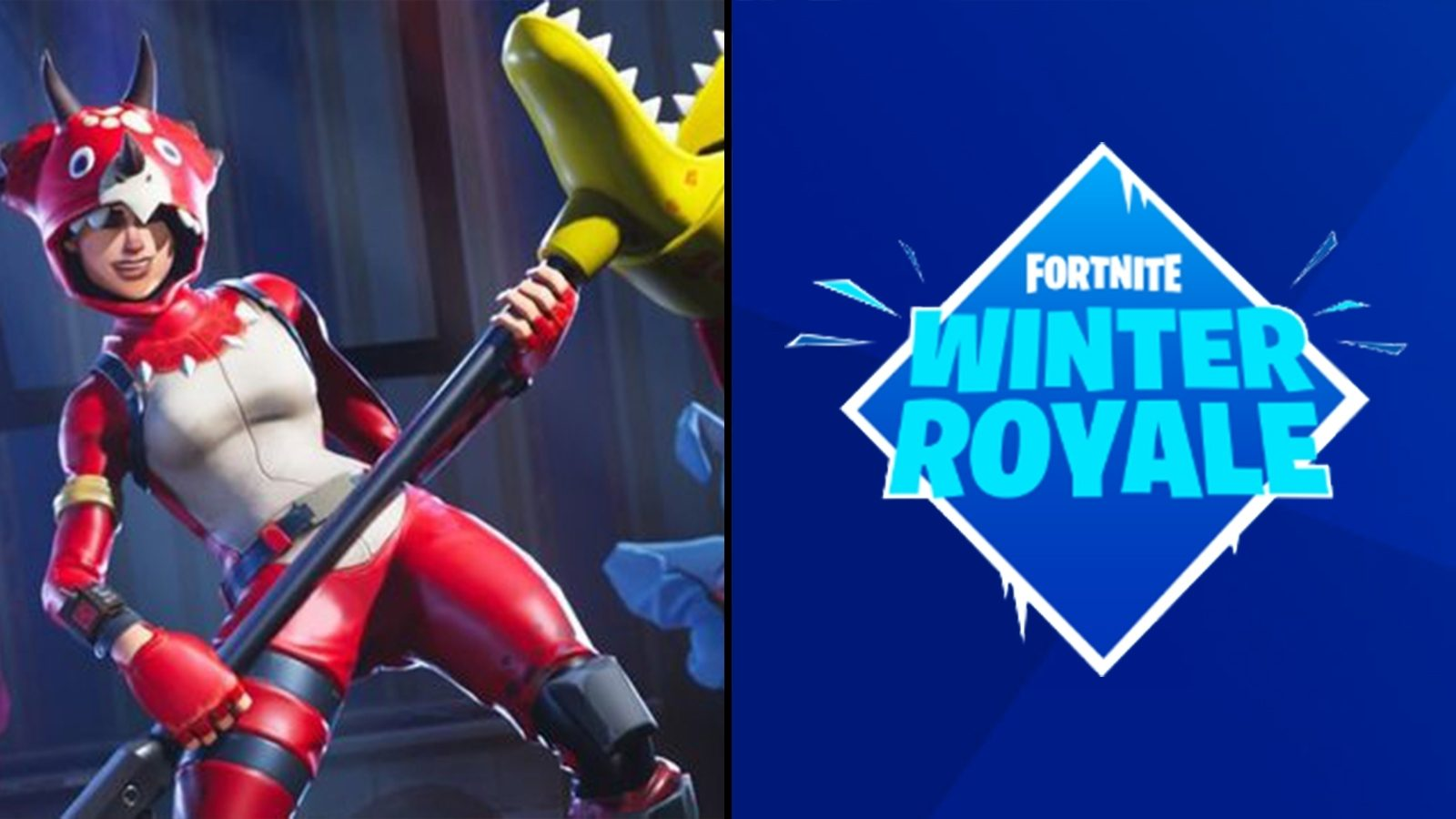 Fortnite's Winter Royale open competition has been less than fair.