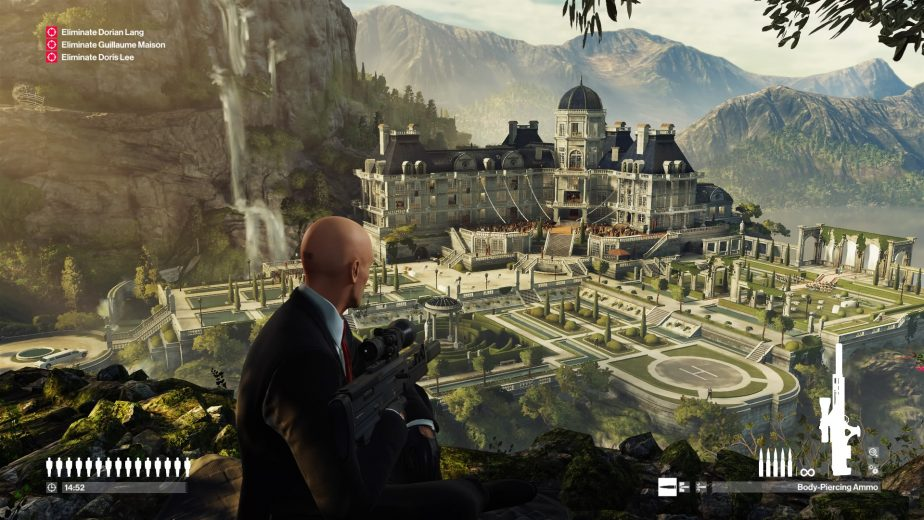 Hitman 2 How Does The Sniper Assassin Mode Work