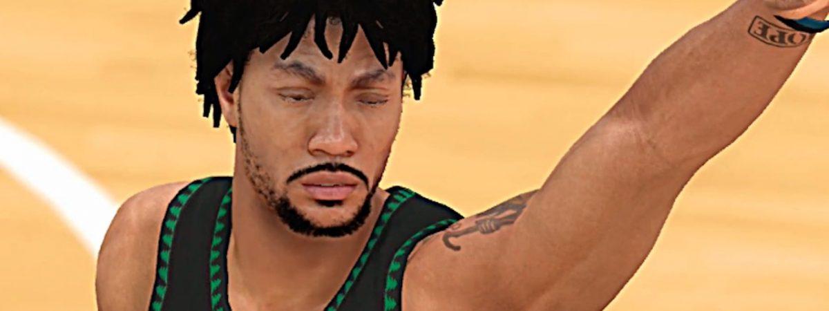NBA 2K19 MyTEAM Diamond: Derrick Rose's 50-Point Game Brings Brand New Card