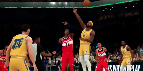 71d79c0df20 NBA 2K19 Patch Update 6 Fixes Gameplay, MyCAREER, & MyLEAGUE Issues