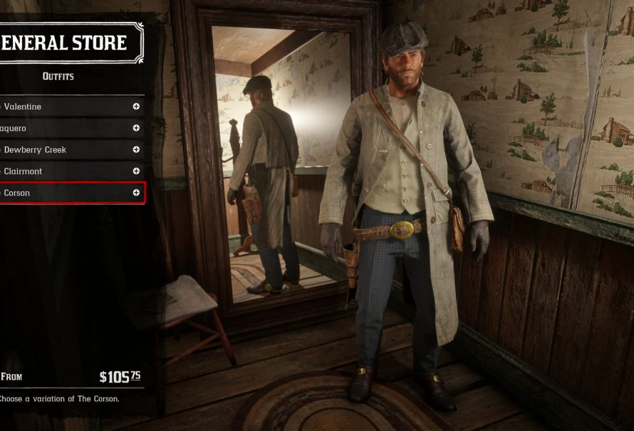 Red Dead Redemption 2 Outfits: How to Change Clothes in RDR2