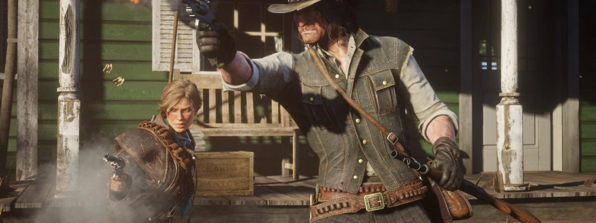 Red Dead Redemption 2 and D&D Make a Surprisingly Good Pairing
