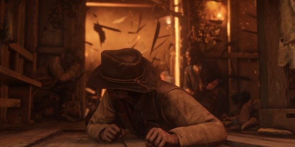 Red Dead Redemption 2 epilogue opinion piece.