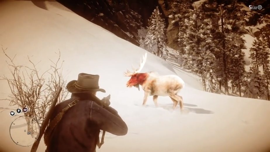 Red Dead Redemption 2 Moose Locations: Where to Find Moose