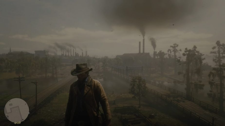 Red Dead Redemption 2 Penny Dreadful
