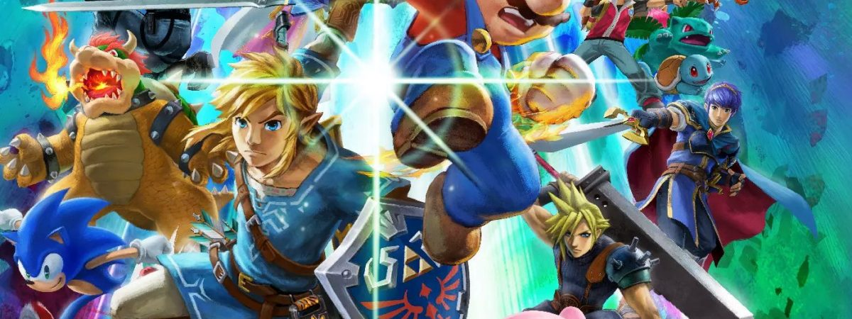 Nintendo revealed new Smash Bros. Ultimate details in a new Direct.