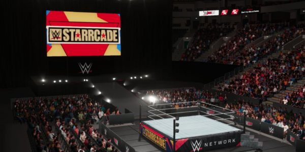 wwe starrcade 2018 arena matches