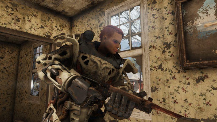 Fallout 76 Power Armor