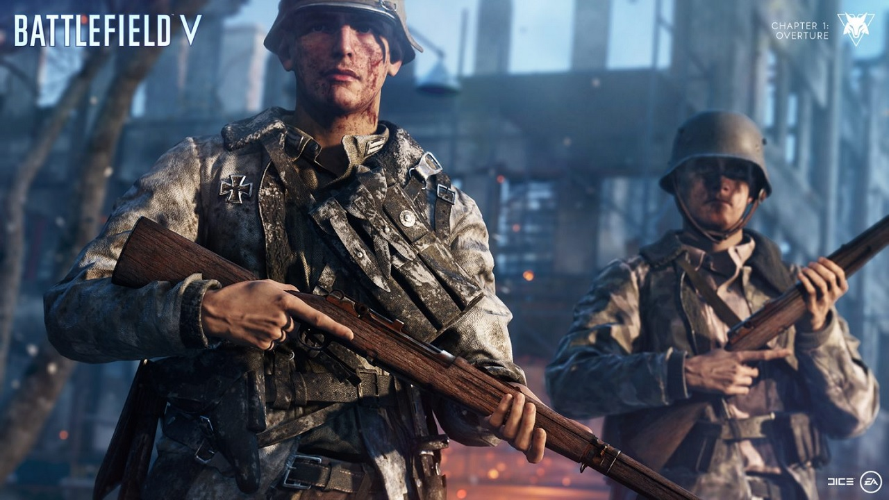 All the Chapter Rewards in Battlefield 5 Tides of War Overture