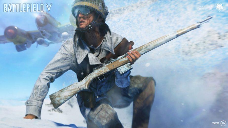 Battlefield 5 Sales Below Projections