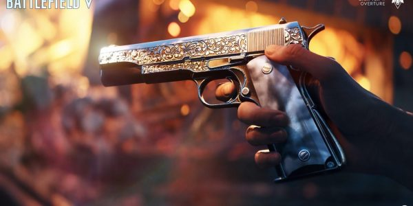 How to Claim the Battlefield 5 Silver Plated M1911 Sidearm