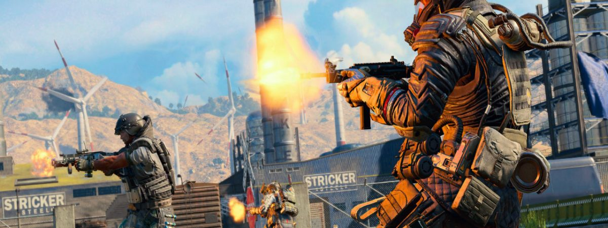 Black Ops 4 Blackout Gets Custom Games With A 12-Player