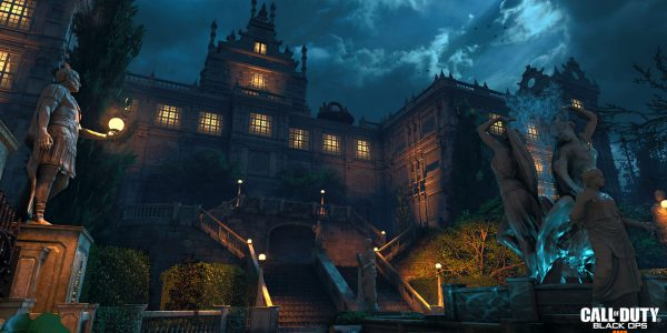 Black Ops 4 Dead of the Night Zombies Map Includes Star-Studded Cast